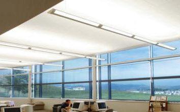 Lámpara colgante LED. Variaciones, características, ventajas