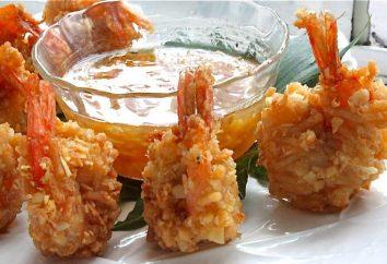 Receita de camarão à cerveja: saborosos frutos do mar aperitivo