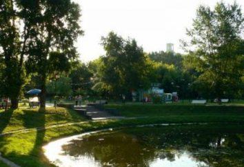 Park Ekaterininsky to historyczne miejsce odpoczynku