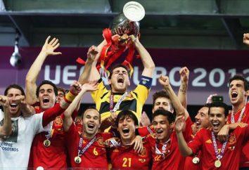2012: Campeonato de Europa de fútbol. datos de Interés