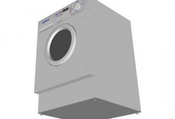 Lavatrice: dimensioni. Come scegliere una lavatrice di dimensioni?