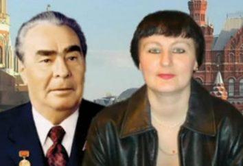 Victoria Breżniew biografia i zdjęcia