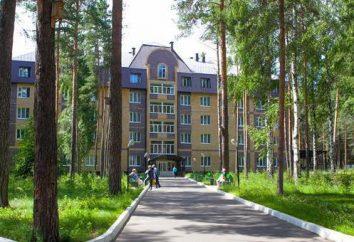 """Kazan, Sanatorium """"Pinery"""": Beschreibung, Dienstleistungen, Verfahren und Bewertungen"""