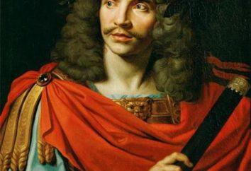 Molière: una breve biografia e opere