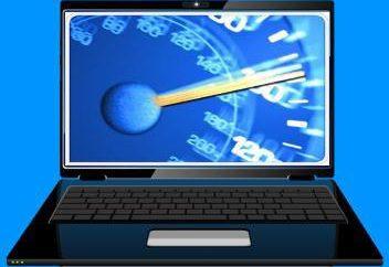 Comment accélérer un ordinateur portable de travail (Windows 7): moyens