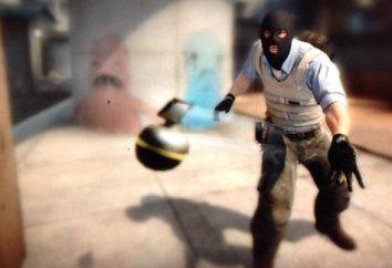 Como fazer um sem fim de granadas no CS ir para o treinamento?
