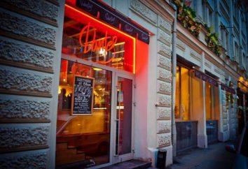 """""""Dantes"""" – ristorante Butcher, 13: una panoramica delle istituzioni"""