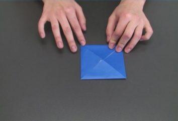 Cómo hacer una pirámide de papel? Las instrucciones detalladas