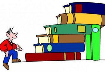 fatti interessanti circa i libri. I libri di storia. Il primo libro stampato