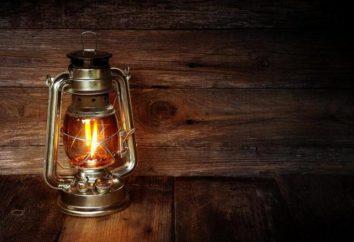 Gas e petrolio lampade: descrizione e vantaggi dell'apparecchiatura