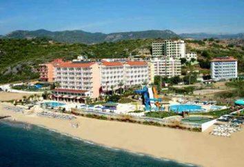 Hotel Mirador 4 * (Alanya, Turquía): descripción, fotos y comentarios