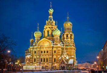 Salvatore sul Sangue Versato a San Pietroburgo (il tempio). Chiesa del Salvatore sul Sangue Versato