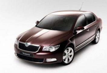 Description et avis « Škoda Superb » deuxième génération