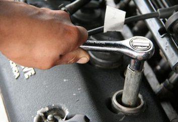 Lors du remplacement des bougies dans votre voiture?