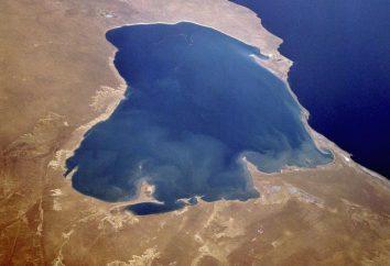 Als Seen bilden? Finden Sie heraus, warum der See gebildet