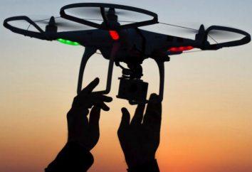 câmera classificação quadrocopter: Descrição, especificações, preços, fotos, comentários