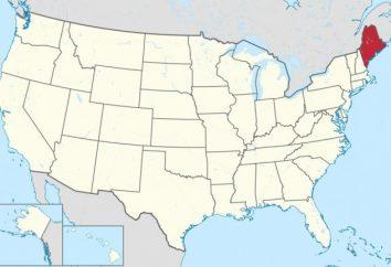 Maine – la tierra más oriental de los Estados Unidos