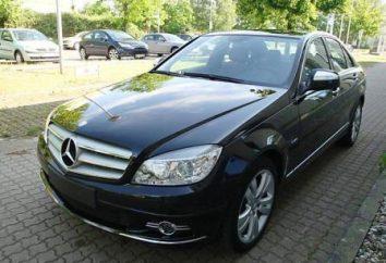 Mercedes C200 – dynamiczny komfort dla młodych ludzi