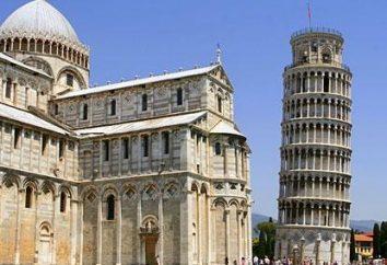 Italien: Pisa und seine Sehenswürdigkeiten
