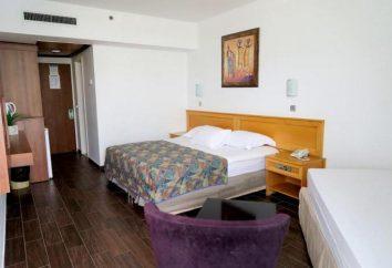 C-Hotel Eilat 3 * (Israel, Eilat) Infraestructura del hotel, descripción de habitaciones, servicios, opiniones