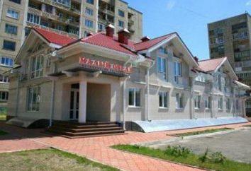 Ville industrielle Angarsk: hôtels et hôtels pour visiteurs