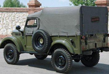 GAZ-69A: specyfikacje, zdjęcia