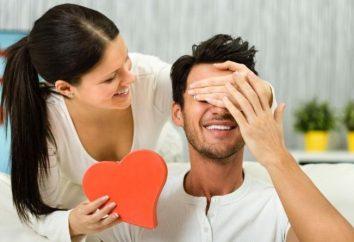 Wie ihr Liebhaber überraschen? Mehrere interessante Ideen für nette Mädchen