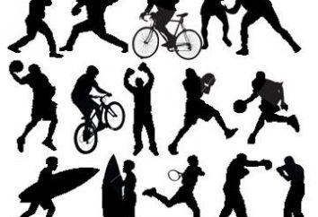 Quels types de sports? Sports d'été et d'hiver. Découvrez quels sont les sports