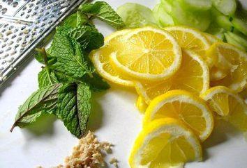 Spuścić pić do utraty wagi: wykorzystanie i wpływ na organizm. Recepty napoje naturalny drenaż