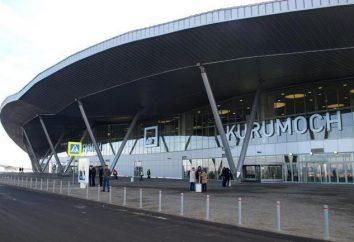 Kurumoch – aeroporto em Samara