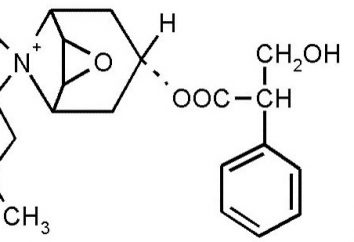 Hioscyna butylobromek: opis, właściwości, zastosowanie