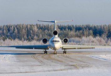 Le Yak-42: avis de voyageurs