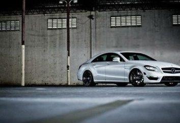 Mercedes CLS 63 AMG – l'incarnazione di sportività ed eleganza