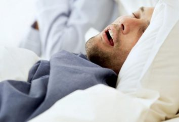 Apnée – il maladie ronfleurs
