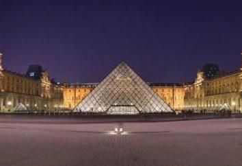 Pałac Louvre: historia i zdjęcia