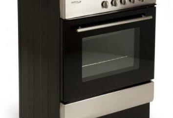 Cucina a gas con forno e fuochi gazkontrolem. Consigli per la scelta