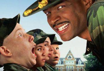 """""""Główne Payne"""": aktor Deymon Ueyans jako zabawne dowódcy"""