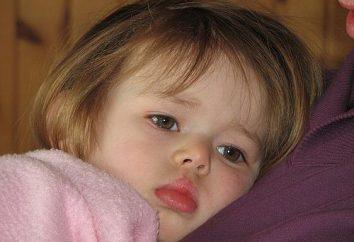 Disenteria é uma criança: epidemiologia, sintomas, tratamento