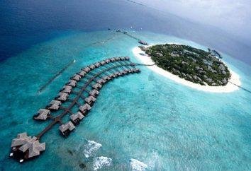 Un petit coin de paradis sur Terre – les Maldives. Visa à l'arrivée au paradis