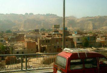 Kairskiej ludność: liczba i skład etniczny