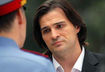 Acteur Alexander Dyachenko: biographie, vie personnelle, des photos