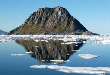 """""""Ártico russo"""" parque nacional (região de Arkhangelsk)"""