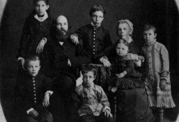 A família Ulyanov: história, filhos, foto