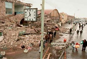 Große Erdbeben in Russland. Erdbeben Statistiken in Russland