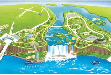 Was ist die maximale Höhe der Niagara Falls? Niagara Falls Ausflug, Fotos und Bewertungen