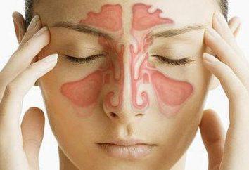 Antybiotyki na zapalenie zatok u dorosłych: nazwiska i opinie