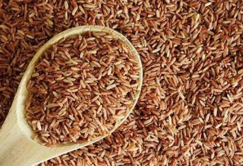 Dlaczego brązowy ryż jest uważana za unikalny produkt
