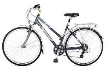 Jak włączyć szybkością roweru?