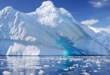 Che cosa significa il nome Antartide: miti e realtà