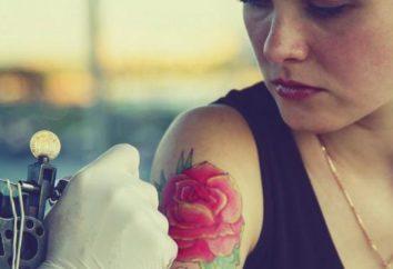 Skąd wiesz, że jesteś w nieprofesjonalnego salonu tatuażu?